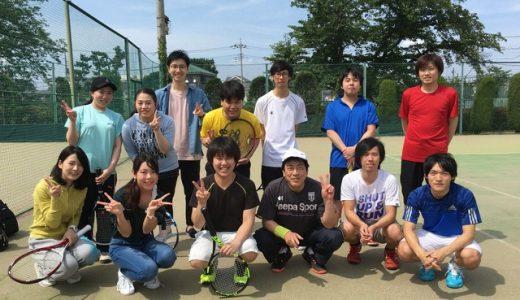 設立したて!フレッシュなテニス部をご紹介!(部活動特集vol.6)