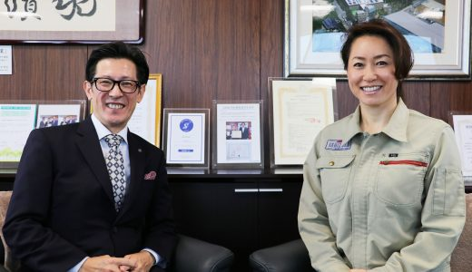 【FOCUS ON!】変革時代のリーダーシップ(石坂産業株式会社 石坂典子様)
