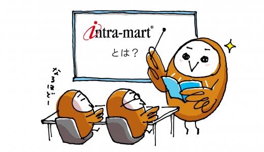 当社が手掛けるDXの一例とは?~intra-martの紹介~
